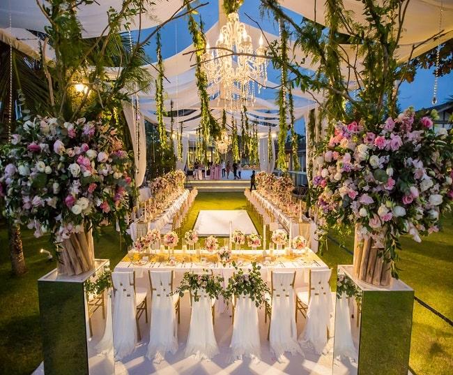 لیست بهترین تالارهای عروسی در چیتگر | لیست باغ تالارهای عروسی چیتگر