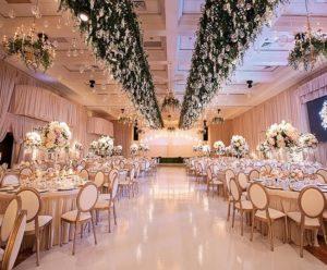 دکوراسیون داخلی تالار عروسی