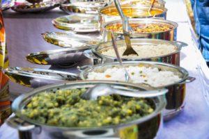 لیست غذاهای تالارهای عروسی