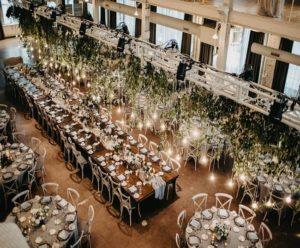 منوی غذایی تالار عروسی