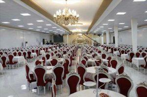 بهترین تالار خرم اباد | لوکس ترین تالارهای خرم آباد | تالار لاکچری در خرم آباد