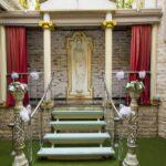 باغ تالار عروسی ارزان یزد در سال 1399