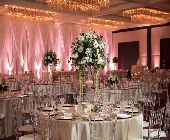 بهترین باغ تالار عروسی مشهد | لوکس ترین تالار عروسی مشهد