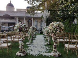 تالار عروسی ارزان در سهیلیه | باغ تالار عروسی اقساطی سهیلیه