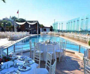 بهترین باغ تالار عروسی گرمدره | باغ تالار عروسی لاکچری گرمدره