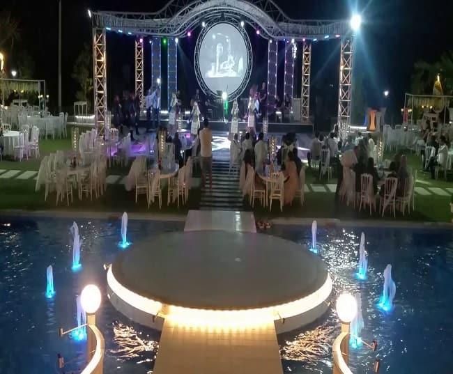 بهترین باغ تالار عروسی چیتگر | لوکس ترین باغ تالار عروسی چیتگر | باغ تالار عروسی لاکچری چیتگر