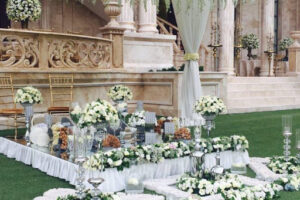 لوکس ترین باغ تالار سهیلیه کرج | بهترین تالار عروسی سهیلیه کرج