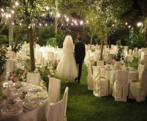 لوکس ترین باغ تالار عروسی یزد  | لوکس ترین تالار یزد
