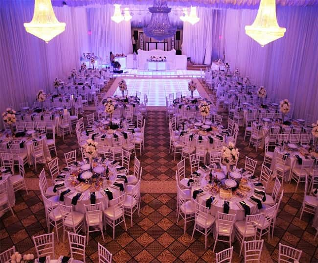 لیست باغ تالارهای عروسی کردان   لیست بهترین قیمت تالارهای کردان