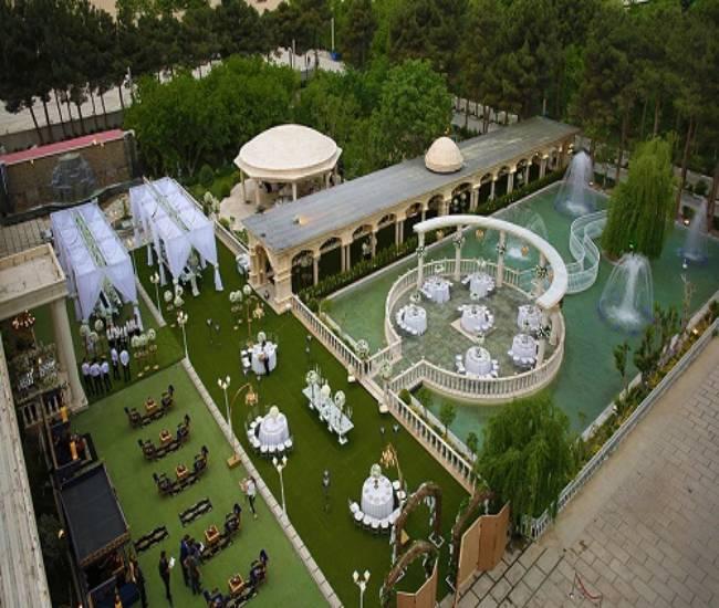 بهترین تالار عروسی در شمال تهران | بهترین باغ تالار در شمال تهران | لوکس ترین تالار در شمال تهران