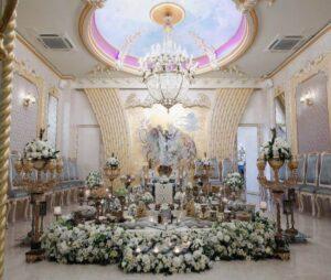 سالن عروسی ارزان شمال تهران | باغ تشریفات ارزان شمال تهران