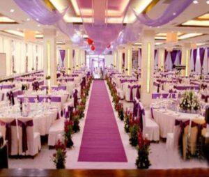 قیمت بهترین سالن عروسی شمال تهران | قیمت بهترین باغ تشریفات شمال تهران
