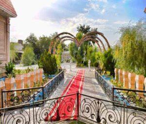قیمت لوکس ترین تالار شمال تهران | قیمت بهترین تالار شمال تهران | قیمت لوکس ترین باغ تالار شمال تهران