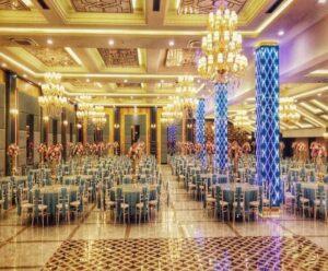 لیست باغ تالارهای عروسی ده ترکمن | لیست تالارهای ده ترکمن