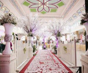 لیست باغ تالارهای عروسی شمال تهران | لیست تالارهای شمال تهران