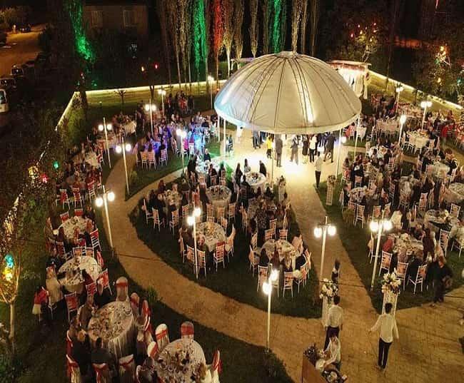 لیست باغ تالارهای عروسی مهرشهر کرج | لیست تالارهای مهرشهر کرج | لیست تالارهای عروسی مهرشهر کرج