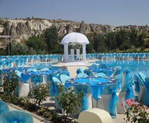 لیست باغ تشریفات های لواسان | لیست تالارهای عروسی لواسان