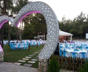 بهترین باغ تالار عروسی مهرشهر | بهترین تالار مهرشهر | لوکس ترین باغ تالار عروسی مهرشهر