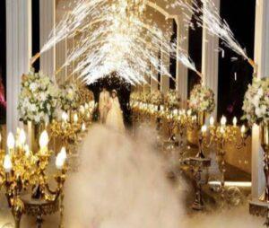 بهترین باغ تالار تهرانپارس | بهترین سالن عروسی تهرانپارس | لوکس ترین باغ تالار عروسی تهرانپارس