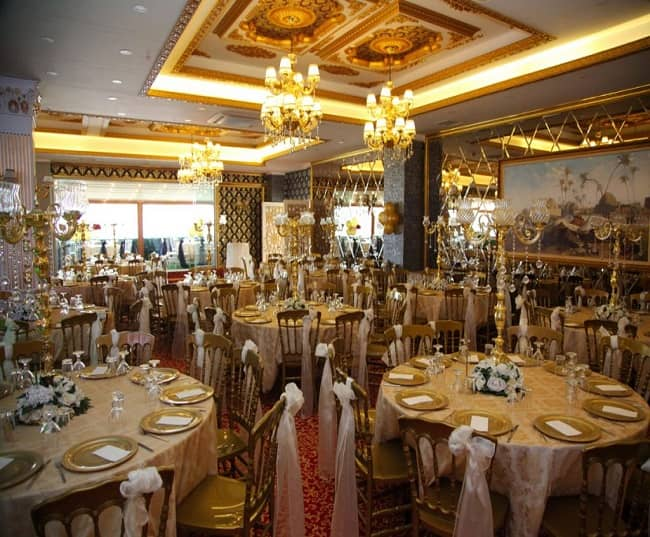 تالار عروسی ارزان در جنوب تهران | قیمت رزرو تالار ارزان جنوب تهران | باغ تالار با قیمت مناسب در جنوب تهران
