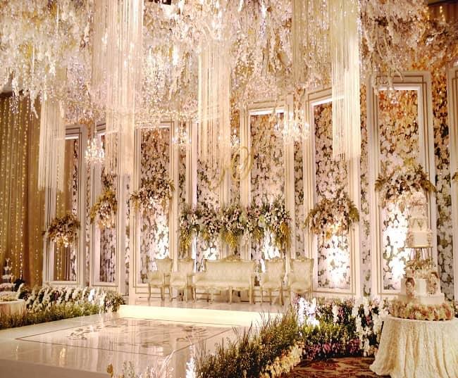 قیمت رزرو بهترین باغ تالار عروسی در رباط کریم | قیمت رزرو لوکسترین تالار عروسی در رباط کریم
