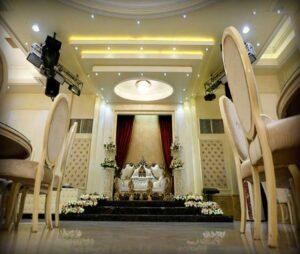 قیمت لیست تالارهای تهرانپارس | قیمت لیست تالارهای عروسی تهرانپارس