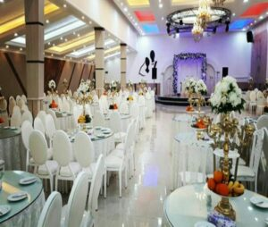 لیست تالارهای عروسی غرب تهران | لیست سالن های عروسی غرب تهران | لیست باغ تشریفات های غرب تهران
