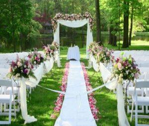 لیست قیمت باغ تالارهای عروسی غرب تهران