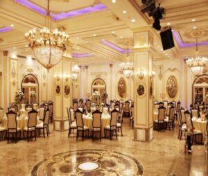 لیست قیمت رزرو تالارهای عروسی غرب تهران | لیست قیمت رزرو تالارهای غرب تهران