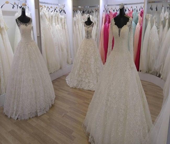 بهترین مزون لباس عقد و عروسی در شیراز | بهترین مزون های مانتو عقد محضری در شیراز | لیست مزون های عقد و عروسی شیراز