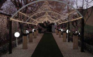 تشریفات مجالس برگزاری مراسم عروسی مهمانی و عزا ترحیم و برگزاری انواع همایش قزوین