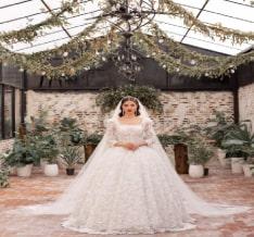 مزون لباس مجلسی شب عقد عروس کیان آباد اهواز