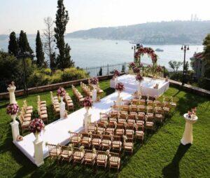 قیمت رزرو اجاره باغ تالار عروسی در استانبول   قیمت اجاره رزرو باغ تالار عروسی ترکیه قیمت رزرو اجاره تالار عروسی ترکیه