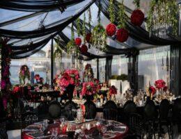 لیست قیمت بهترین لوکسترین خدمات تشریفات مجالس ارزان برگزاری همایش مراسم عقد عروسی مهمانی تولد عزا ختم ترحیم بندرعباس