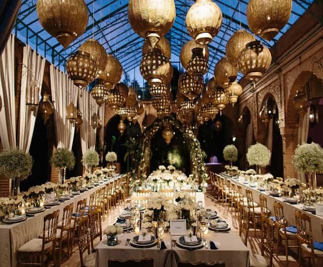باغ تالار سالن عروسی