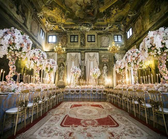 سالن باغ تالار عروسی