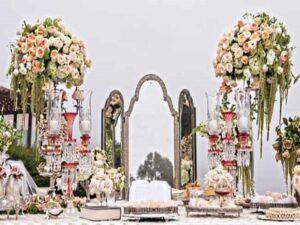 سفارش گل از بهترین گلفروشی های قشم و گل آرایی تالارها | سفارش آنلاین دسته گل و باکس گل در قشم