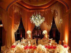 قیمت سفارش دسته تاج باکس گل گلفروشی و گل آرایی و گل کاری تالارها سالنهای عروسی مراسم مجالس عروسی تولد کردستان سنندج