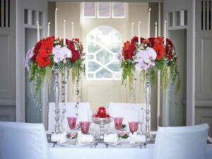 قیمت گل آرایی مراسم مجالس عروسی و تولد یزد مهریز اردکان میبد | گل آرایی و گل کاری تالارها و سالنهای عروسی یزد اردکان