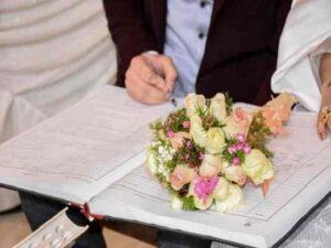 لیست بهترین ارزانترین محضر دفترخانه عقد ازدواج عروسی ثبت احوال طلاق کرج  گلشهر فردیس هشتگرد حصارک باغستان استان البرز