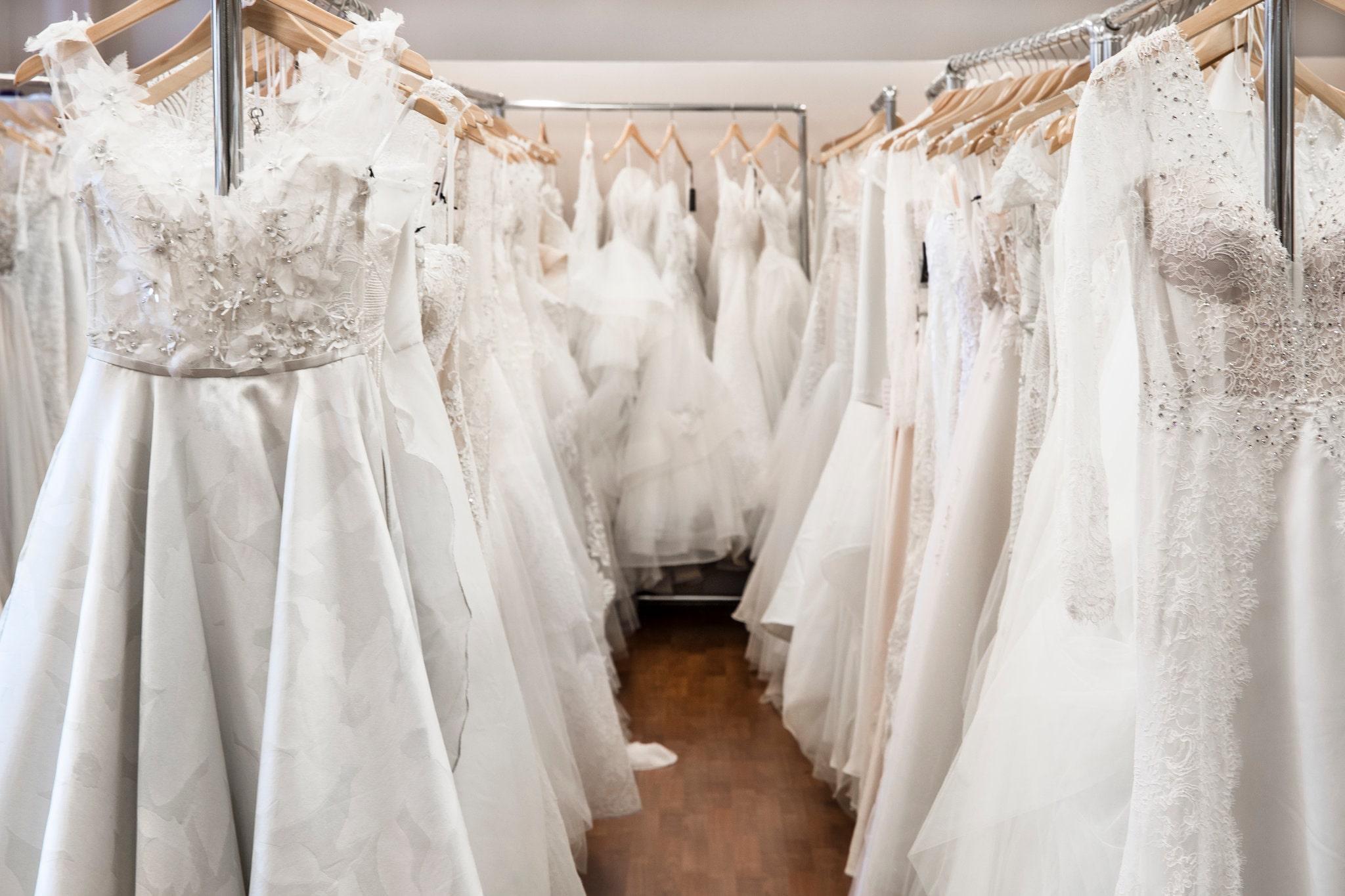 لیست بهترین مزون های عروسی