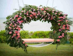 گل آرایی سفره عقد اصفهان و بهترین گل فروشی اصفهان | گل فروشی گل آزایی در اصفهان | گل فروشی اصفهان