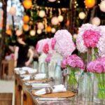 گل فروشی کاری آرایی سفره عقد یزد 1400