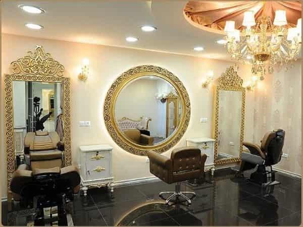 آرایشگاه زنانه سالن زیبایی میکاپ آرایش عروس باغمیشه یاغچیان اندیشه تبریز اهر مرند میانه مراغه آذربایجان شرقی