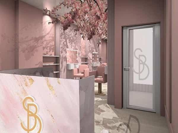 آرایشگاه زنانه میکاپ آرایش عروس سالن زیبایی بانوان فر رنگ اصلاح ابرو کوتاهی مو پاکسازی پوست همدان ملایر نهاوند