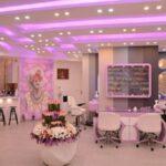 سالن زیبایی عروس آرایشگاه زنانه اصفهان کاشان خمینی شهر نجف آباد شاهین شهر 1400