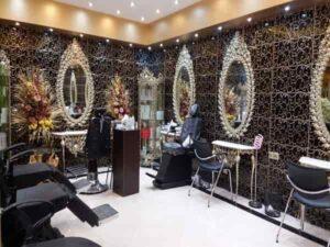 انجام کلیه انواع خدمات آرایشی بهداشتی بانوان آرایشگاهی زنانه میکاپ عروس در منزل اهواز آبادان دزفول خرمشهر ماهشهر خوزستان