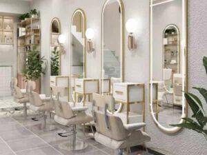 بهترین آرایشگاه زنانه اصلاح ابرو کراتینه  فر رنگ مو آرایش میکاپ عروس پاکسازی پوست گلسار رشت لاهیجان بندرانزلی گیلان