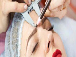 قیمت اصلاح میکاپ کار آرایش عروس بهترین آرایشگر زن سالن زیبایی زنانه در ارم عفیف آباد معالی آباد قصر الدشت شیراز