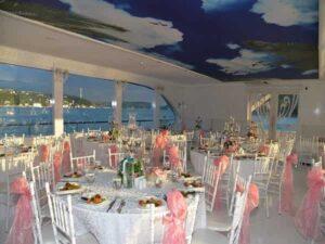 برگزاری مراسم عروسی تولد در کشتی استانبول   خدمات مجالس تشریفات برگزاری مراسم استانبول ترکیه   تشریفات عروسی استانبول